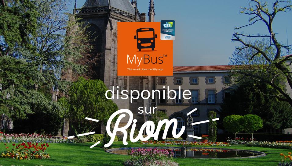MyBus à Riom