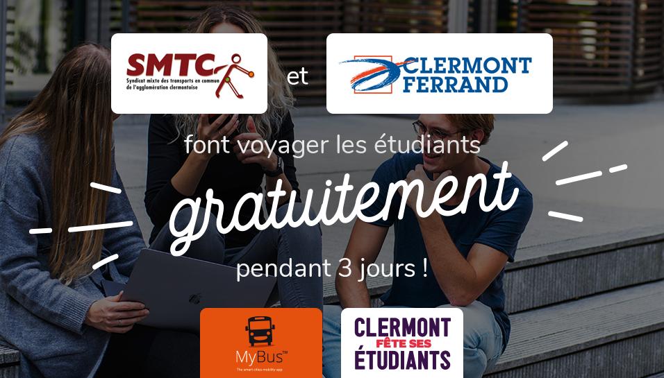 Clermont Fête Ses Etudiants