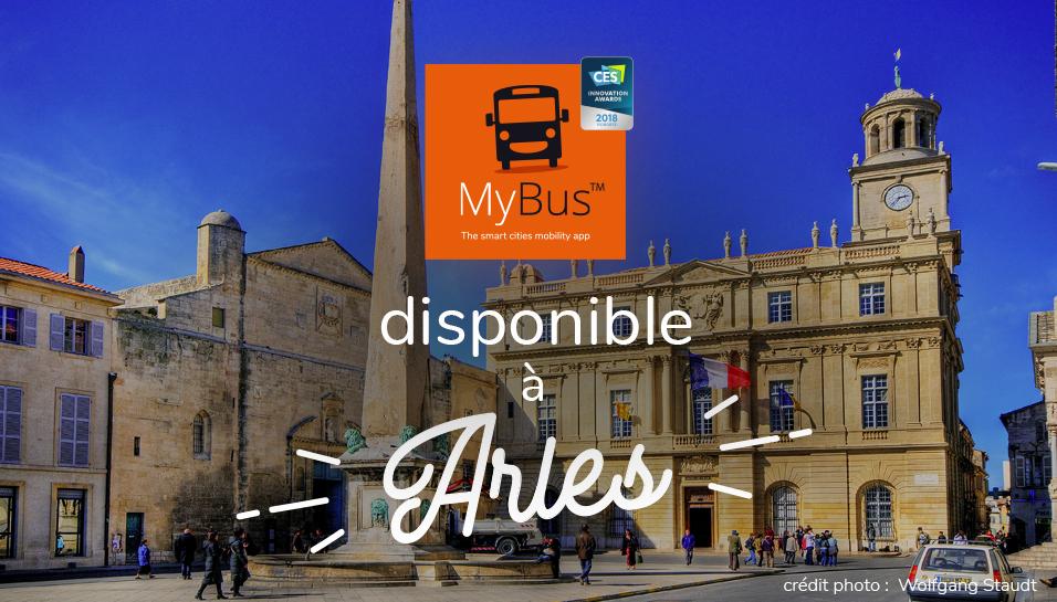 MyBus Arles