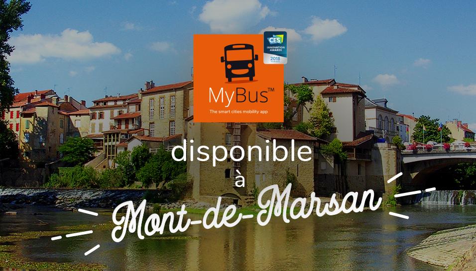 MyBus à Mont-de-Marsan