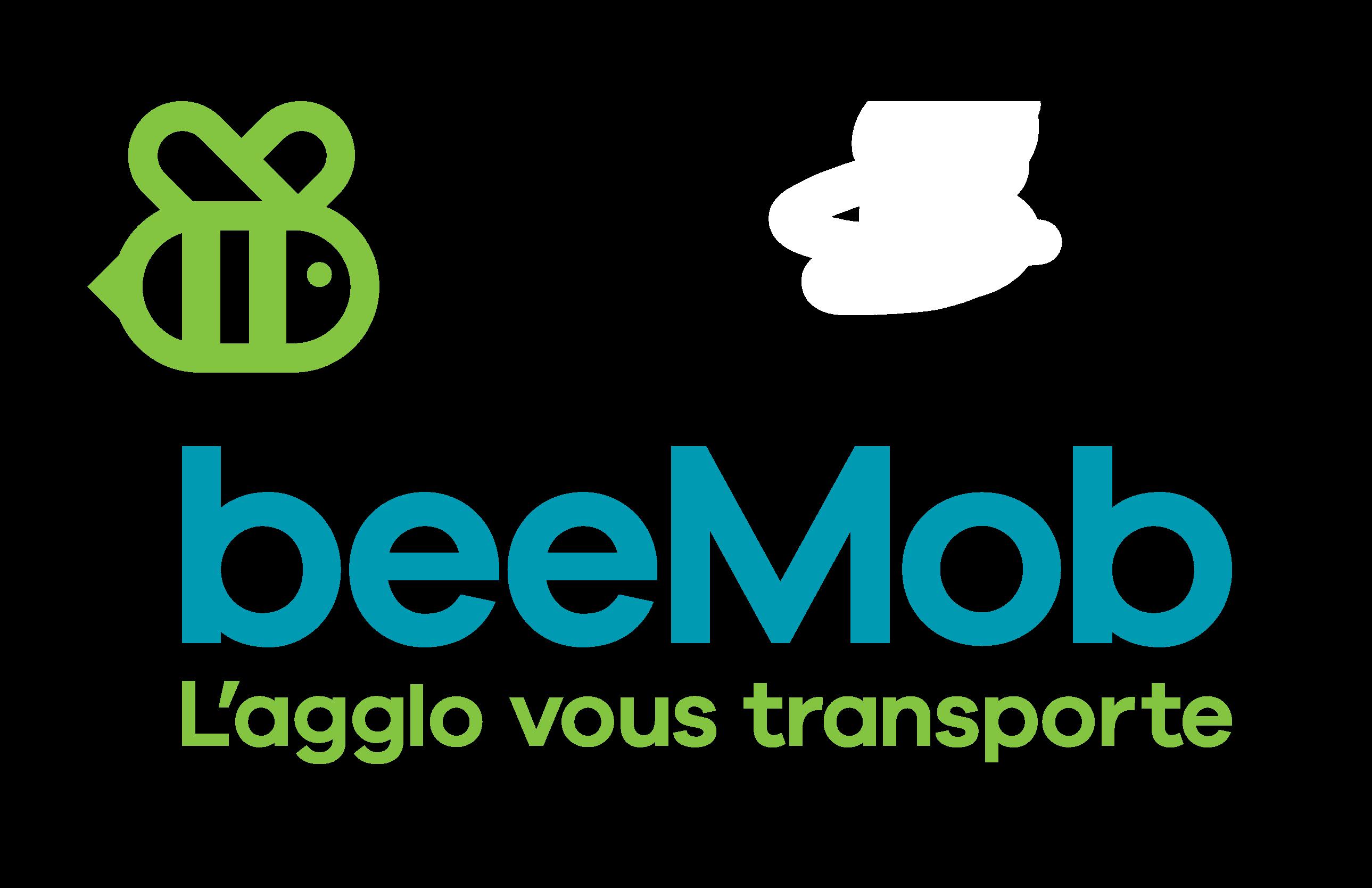 Téléchargez l'appli beeMob by MyBus